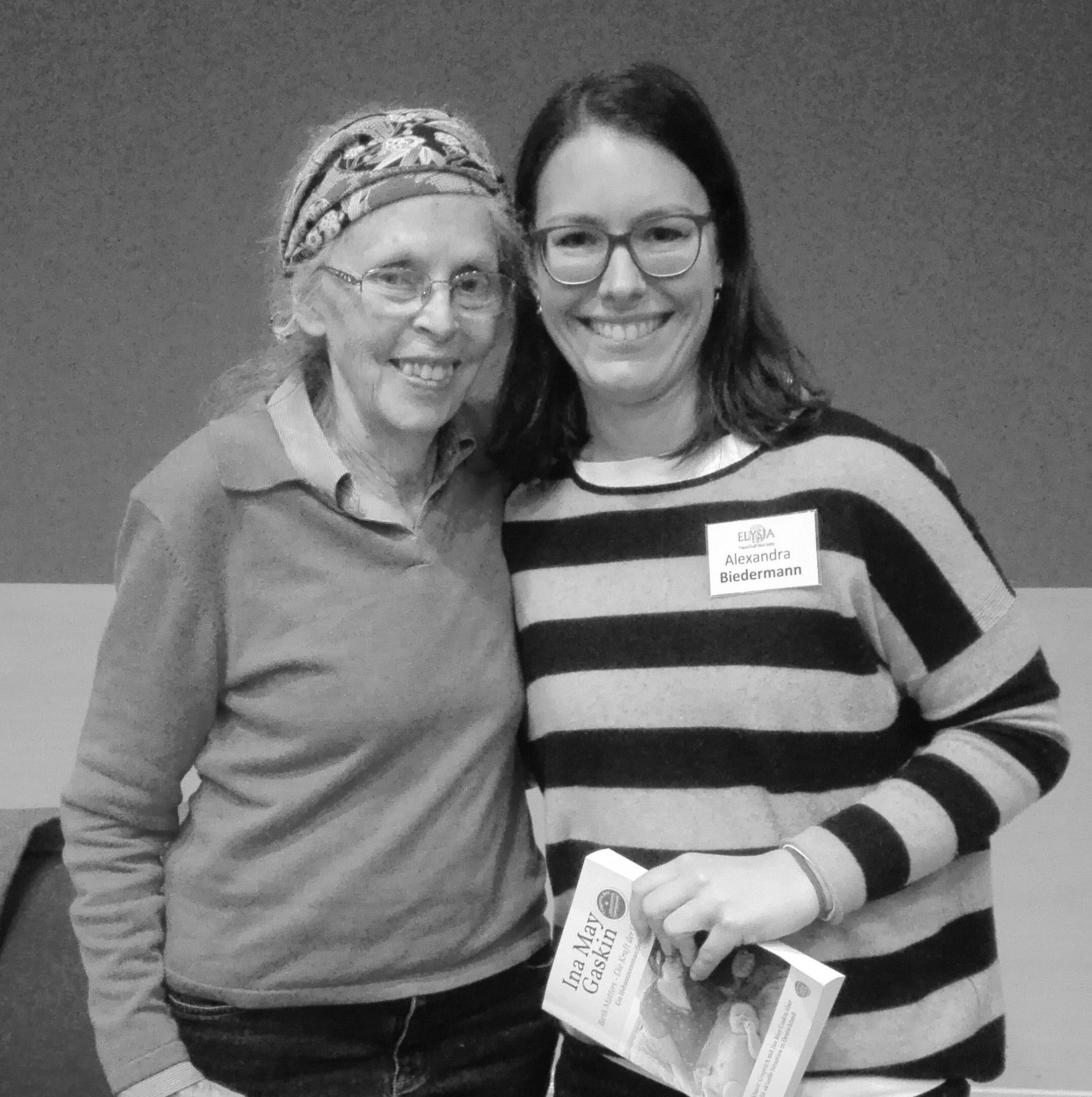 2-tägiger Workshop mit Ina May Gaski